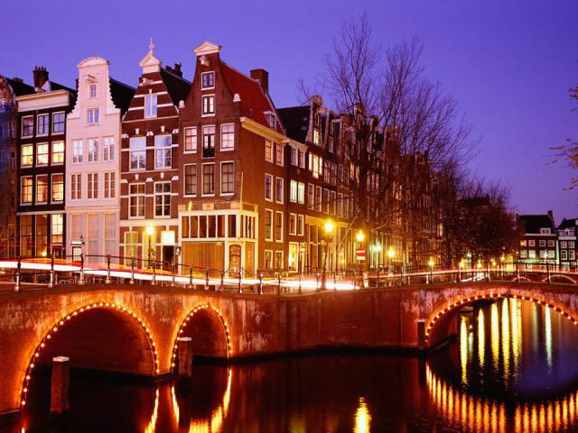 Amsterdam, Olanda.